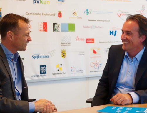"""NVVK en ZELF samen op zoek naar innovatie infinanciëlezorgverlening. """"Echte innovatie zit in het overstijgend samenwerken met andere partijen"""""""